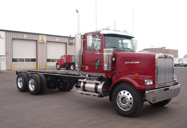 2007 Western Star 4900 FA  Truck Picture