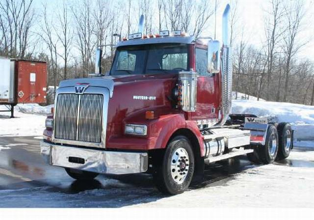 2008 Western Star 4900 SA Truck Picture
