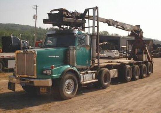 2000 Western Star 4964SX Truck Picture