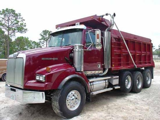 1997 Western Star 4964 Truck Picture