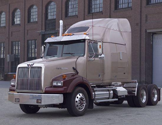 2005 Western Star Truck Picture