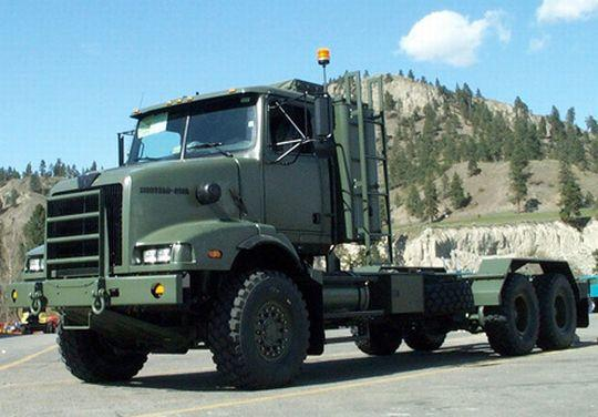 2007 Western Star 4900SA Military Truck Picture
