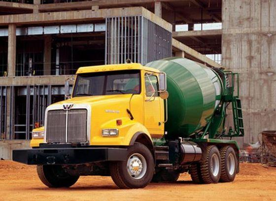 2007 Western Star 4900SA Truck Picture