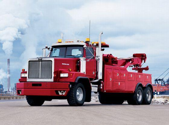 2007 Western Star 6900 XD Truck Picture