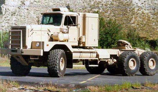 2007 Western Star 6900XD Military Truck Picture