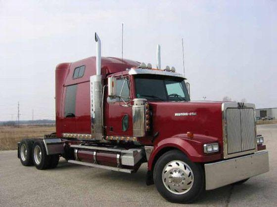 2000 Western Star RF5040 Truck Picture