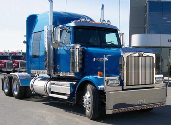 Western Star 4900FA Truck Picture