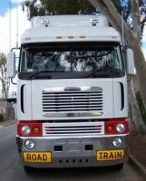 Freightliner by Chris Barron Engineering Truck Picture