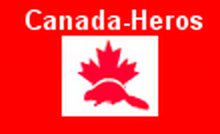 Research site to find Canadian heroes!